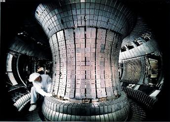 Fusionsreaktor Wendelstein
