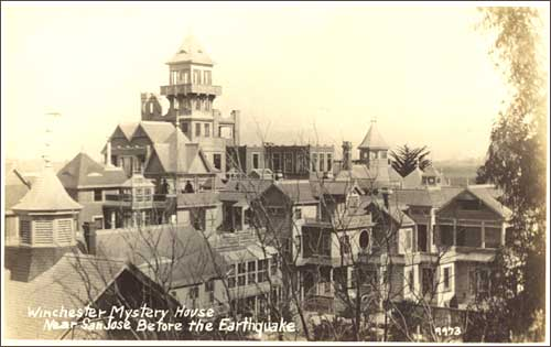 Das Winchester Mystery House