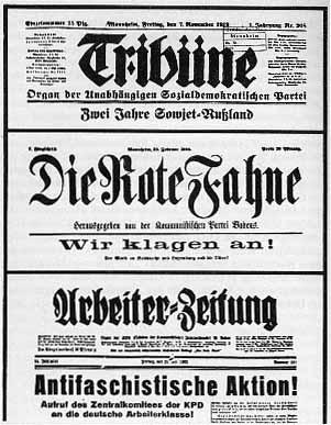 deutsche zeitungen tageszeitungen